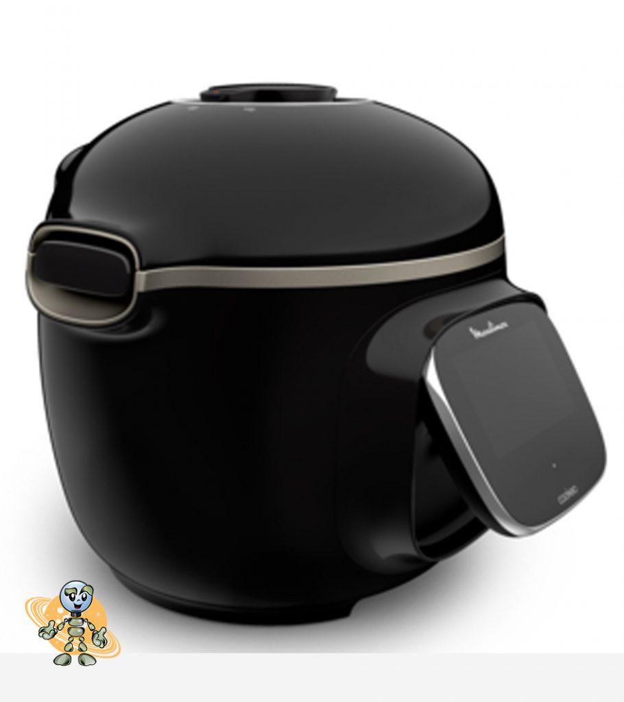 Cookeo-Moulinex-Cookeo-Touch-Wifi-CE902800 univers robot avis robot cuisine multifonctions