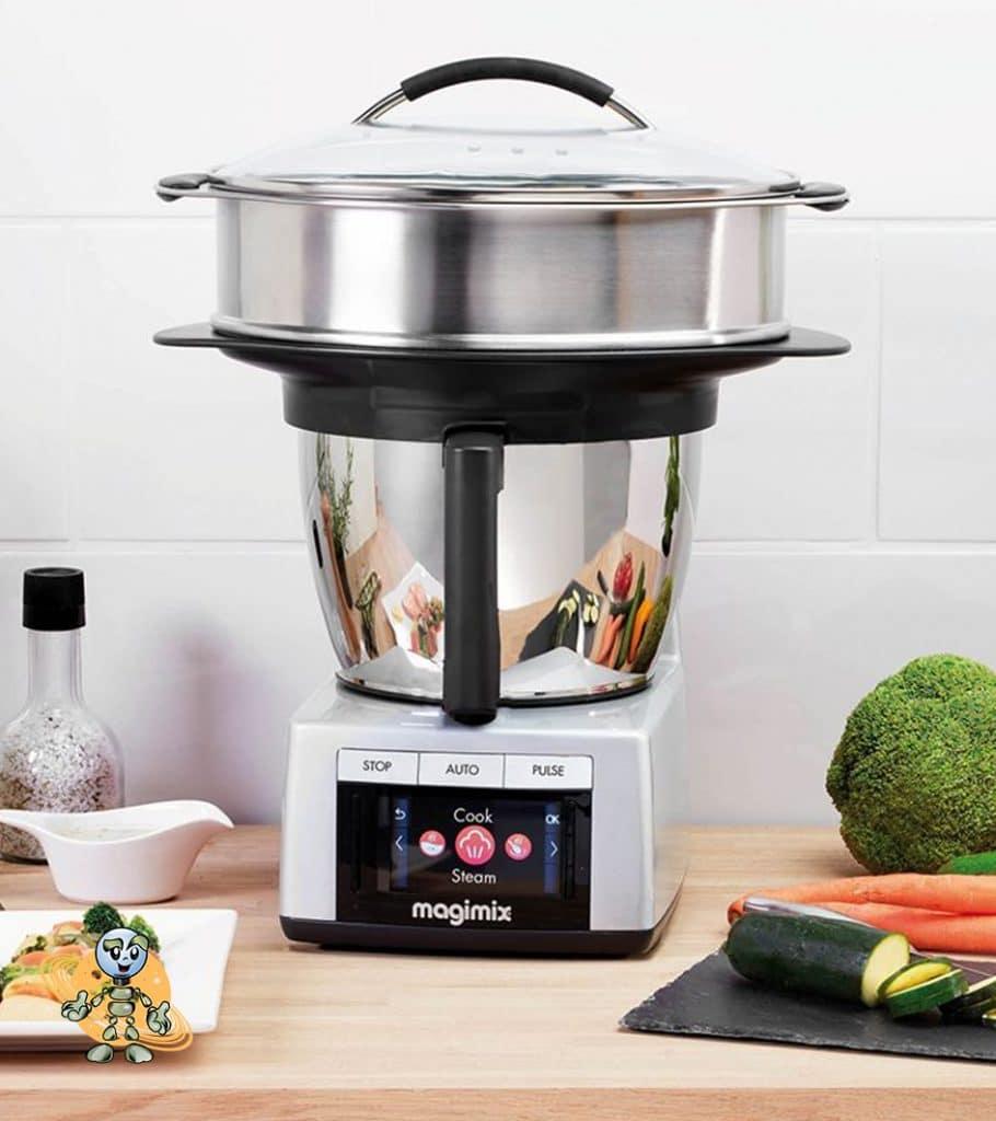 Panier-cuiseur-vapeur-XXL magimix univers robot avis