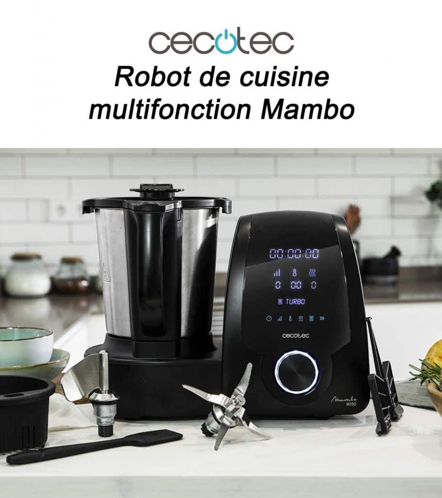 Avis Cecotec-Robot-de-cuisine-multifonction-Mambo