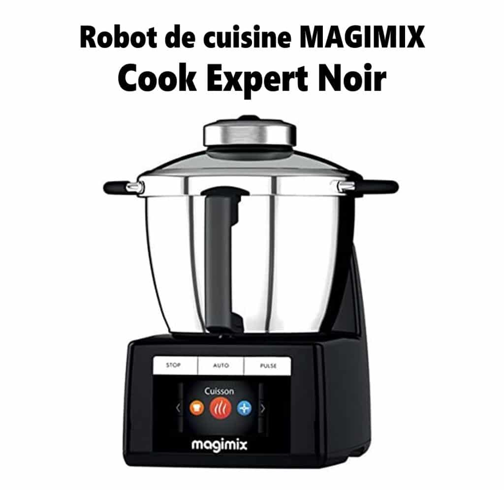 magimix-noir univers robot avis robot cuisine multifonctions