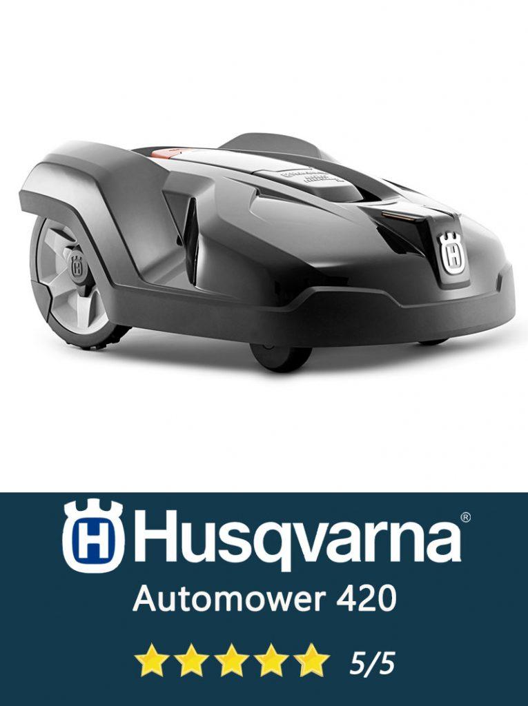 Universrobot-Husqvarna-Automower-420