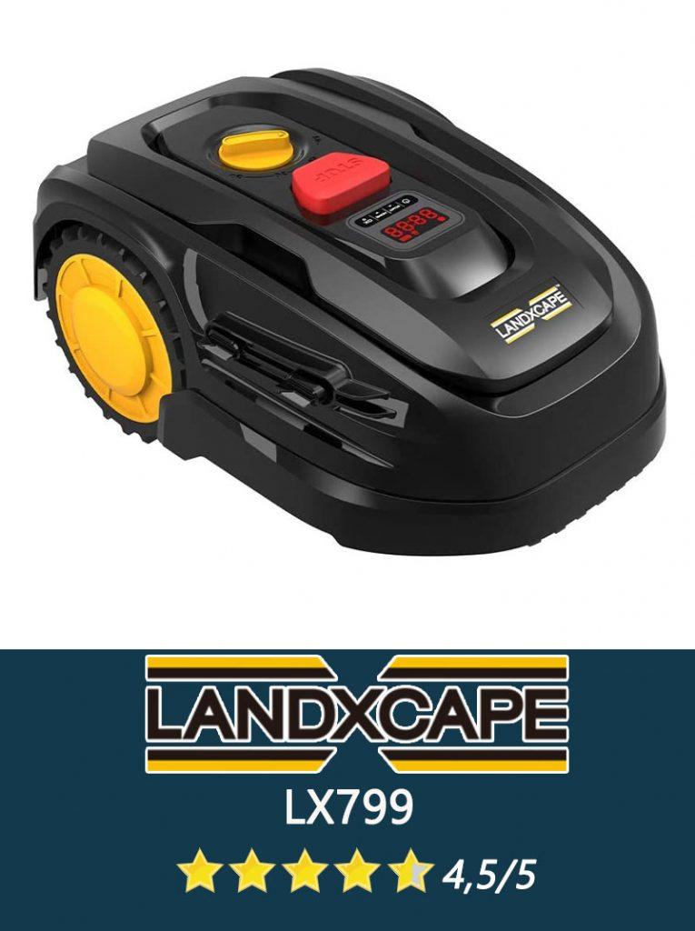 avis robot tondeuse Universrobot-LANDXCAPE-LX799-Robot-Tondeuse-300M2
