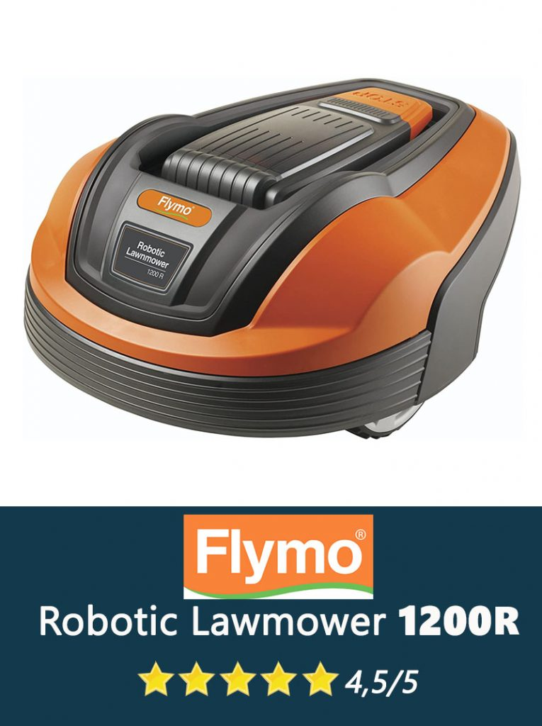 avis robot tondeuse Universrobot-flymo-1200r