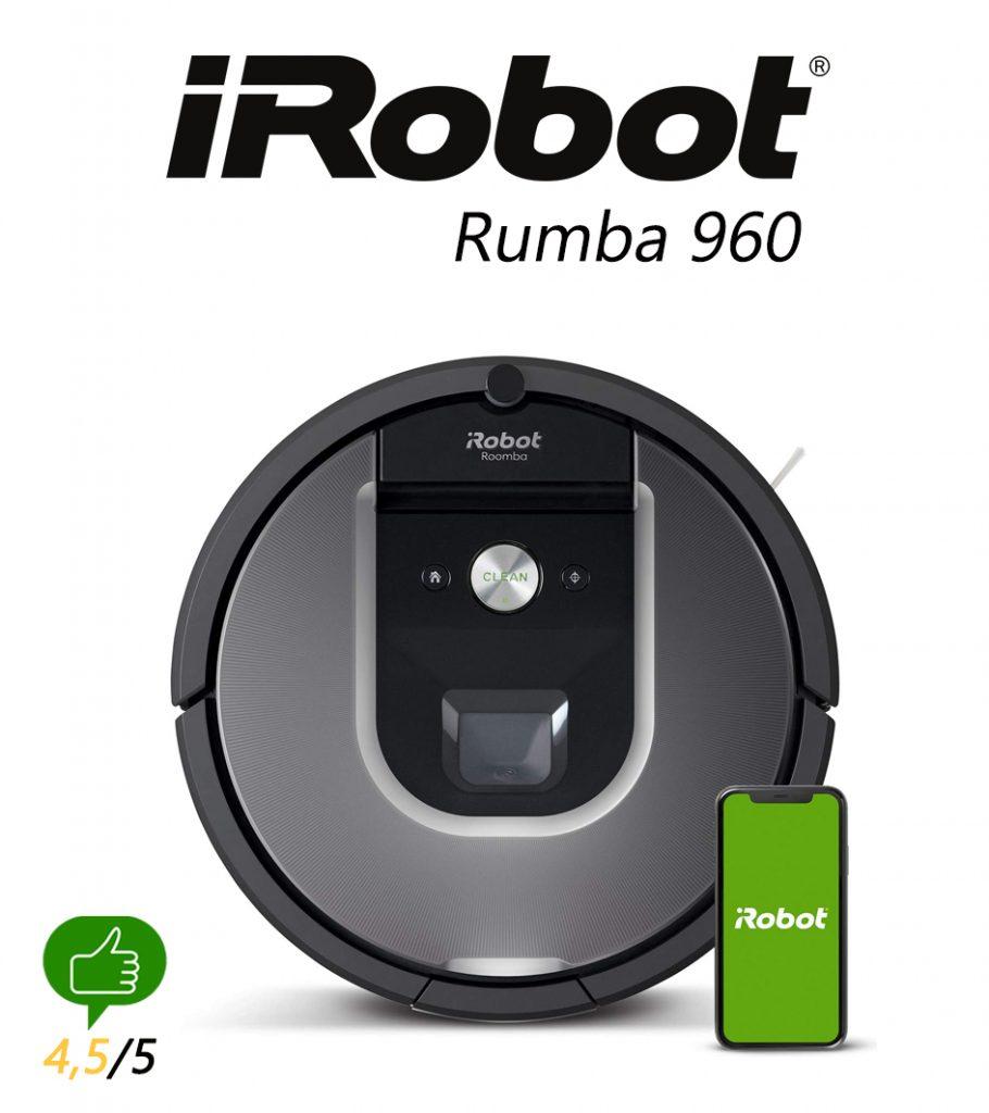 robot aspirateur irobot universrobot avis comparatif
