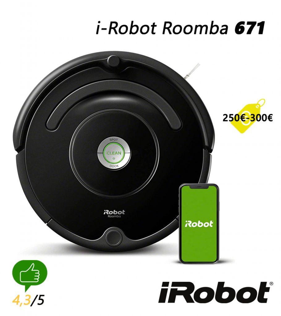 i-robot-692 robot aspirateur irobot universrobot avis comparatif