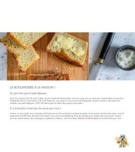 Boulangerie MAGIMIX UNIVERSROBOT