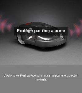 Protege-par-une-alarme univers robot avis avantages