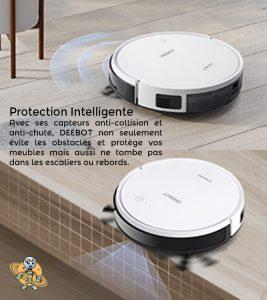 avantages en images ecovacs deebot protection intelligente