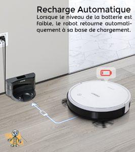 avantages en images ecovacs deebot recharge automatique