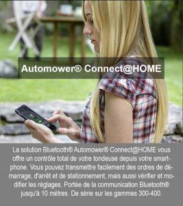 connect-home univers robot avis avantages