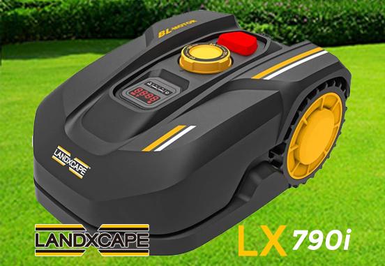 univers robot Landxcape 790 i 2